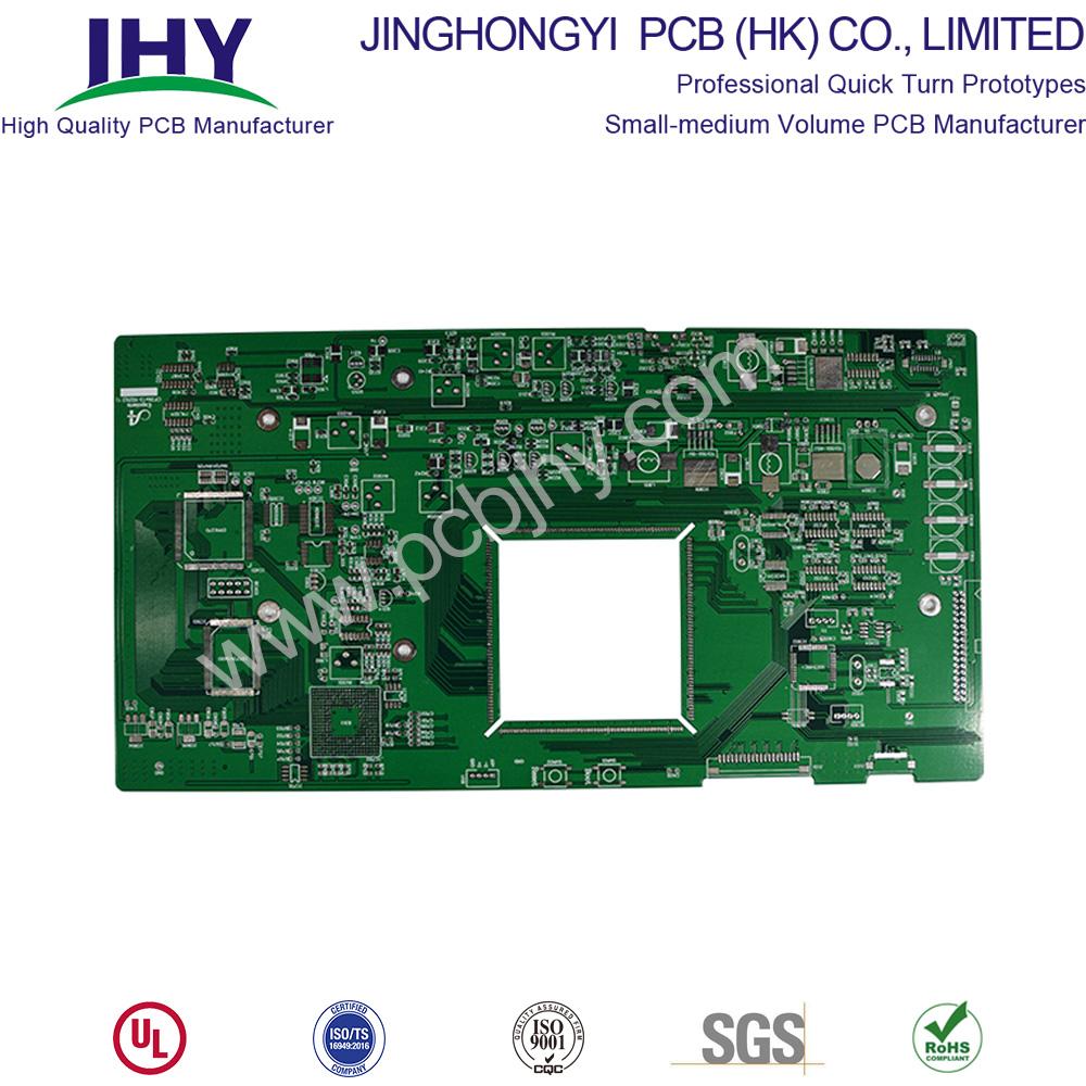 2.0mm FR4 1.6mm HASL 8L PCB