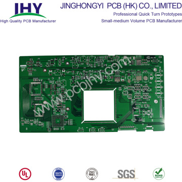 8-laags PCB FR4 HASL