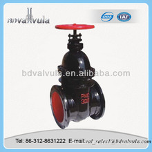 Non -rising stem Low Pressure Cuniform Gate Valve