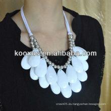 2014 diseño personalizado collar moda