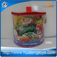 2016 educación creativa juguetes de bloques de plástico ABS para niños