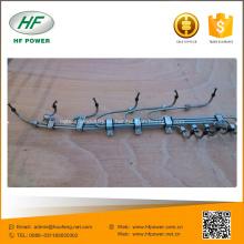 Piezas de tubería de inyección de combustible de motor diesel Lovol