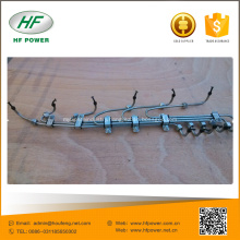 Lovol diesel engine fuel injection pipe parts