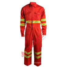 Fire resistant cotton uniform /garments/workwear/coverall for Oil&Gas industry Color reference