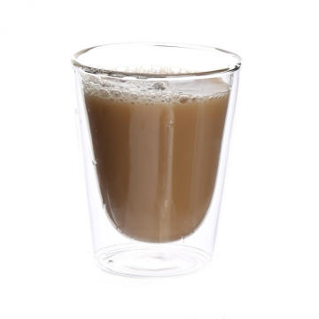 Double Layered Borosilicate Coffee Cup