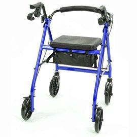 Rollator 4 wheeled