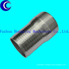 China manufacturer Steel KC Nipple NPT/BSP thread
