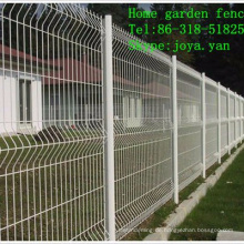 Hausgarten Zaun
