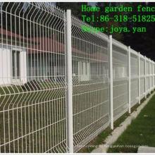 Домашний сад забор