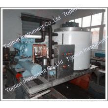 Design high quality dry slice ice machine
