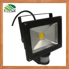 30W LED Flood Light with PIR Sensor (EB-89724)