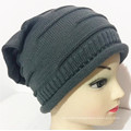 Custom Printing Knitted Cap Embroidered Beanie The Winter Warm Hat