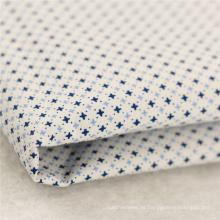 106gsm 50x50 100 tela de la camisa de algodón tela llana de la tela de la especificación