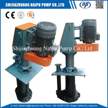 100RVSPR Vertical Sump Pump Rubber Lined