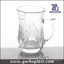 Taza de té de vidrio de 4 onzas (GB090104DS)
