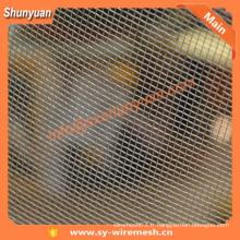 L'usine de Chine fournit un filet anti-mouche 16 * 16 mesh / écran de fenêtre