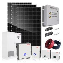 Солнечная система высокого качества 4 кВт с