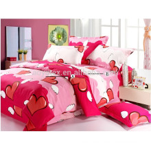 Newly married 100 cotton duvet cover set