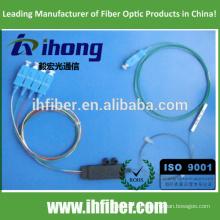 Cable de cinta 1x4 Fibra Óptica PLC Splitter