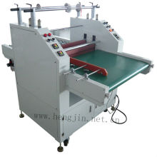 T conveyor Heating Film Laminating Machine