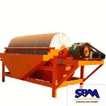 iron sand magnetic separator for Metallurgical manganese ore