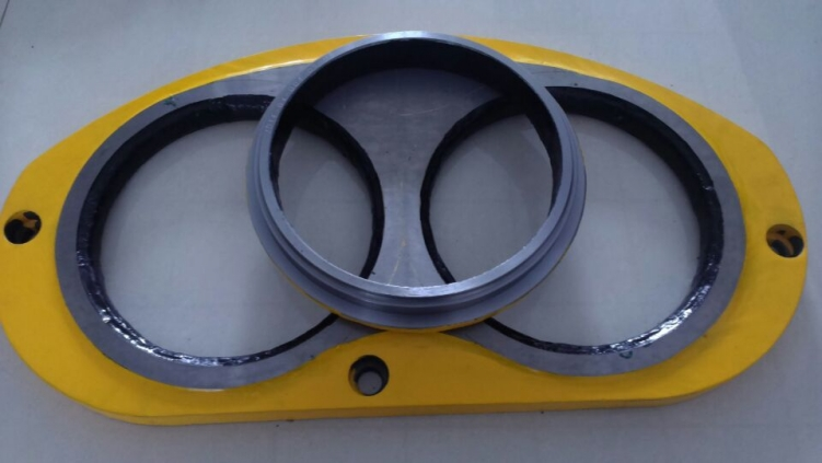 Kyokuto Concrete Pump Wear Plate