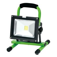 Iluminação LED AC85-265V 10W LED Recarregável Holofote