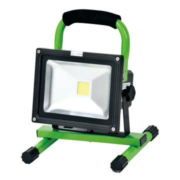 LED Lighting AC85-265V 10W LED Rechargeable Floodlight