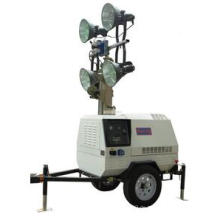 Kusing T500 Mobiler Beleuchtungsturm