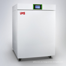 Incubadora de CO2 de laboratorio UCI con camisa de aire y agua