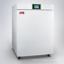 Incubateur CO2 de laboratoire UCI avec chemise d'air et d'eau