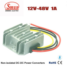 12V to 48V 1A 48W DC-DC Converter Car Power Supply