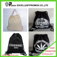 Le sac cosmétique à corder en coton promotionnel le plus vendu le plus populaire (EP-B9099)