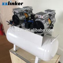 LK-B23 Cheap Sin Aceite Compresores para odontologia 2 Motores