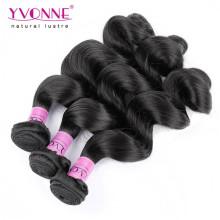 Unverarbeitetes Virgin Peruvian Hair