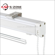 S-ZONE Roman Blind Curtain Track With Accessories
