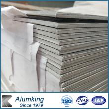 Алюминий / алюминиевый лист / плита / панель 5052/5005 Сплав для сотовой плиты