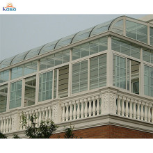 Winter Straight Sun Protection Sunrooms With Triangle Roof