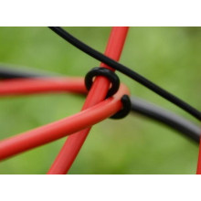 S Type Clip Pièces de crochet équipées pour vélo VTT VTT Bicyclettes plombantes Démarreur de dérailleur de frein Line Tube Pipeline
