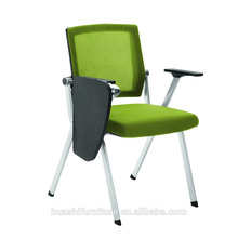 M2 training room chair with tiltable backrest