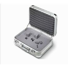 Flight Case für Mikrofon Aluminiumgehäuse für Micphone