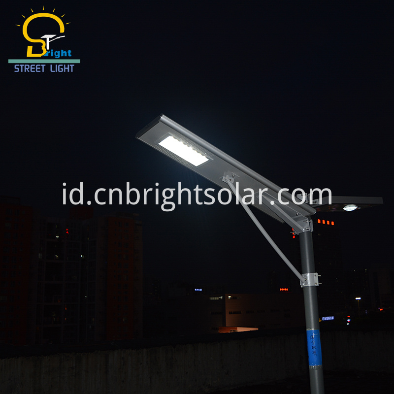 30W Intergrated Solar Street Light