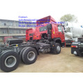 Camión tractor Sinotruk Howo 6X4 336hp 40t-50t