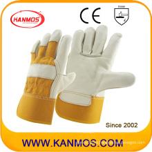 Muebles de cuero Protección de las manos Guantes de trabajo de seguridad industrial (310053)