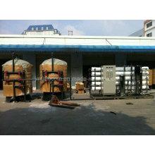 7000L / H RO Equipo de Tratamiento de Agua para Tratamiento de Agua Industrial