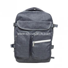 Multi-function laptop bag with new material