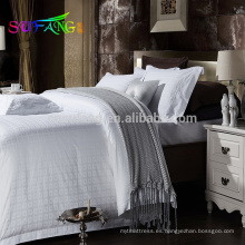 2018 ropa de hotel / Lujo hotel de 5 estrellas ropa de cama / juego de cama