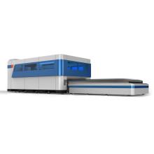 máquina de corte por láser de fibra de metal de acero inoxidable 1000w