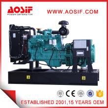Groupe électrogène diesel tout neuf de 80kw 1500rpm avec le moteur CUMMINS