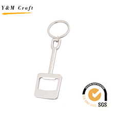 Fashion gestaltete Metall Flaschenöffner und Schlüsselanhänger (K03034)
